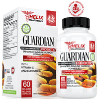 Guardian probiotic supplement best for immune system health Vitamin C tablets