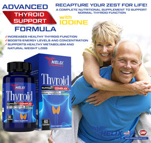 thyroid supplements amazon