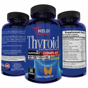 thyroid health vitamins