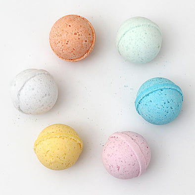 How Organic Children's Bath Bombs Are Beneficial for Your Baby's Health?