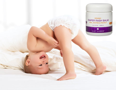 diaper rash balm organic natural