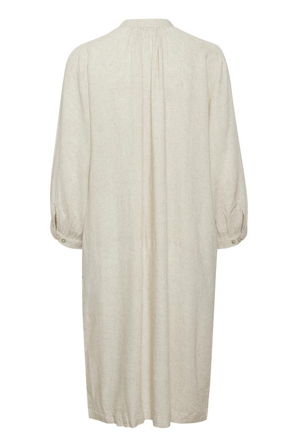 Saint Tropez beige dress