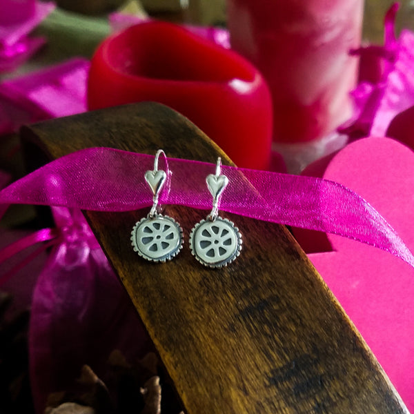 """Express Your Love!"" - Valentine's gifts. . .Sterling Silver Heart Collection"