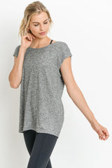 Yoga Criss Cross Top