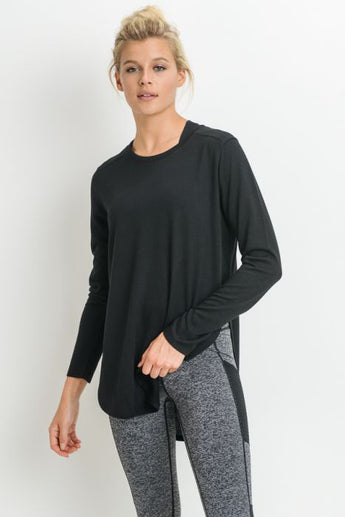 Flow Top with Side Slits