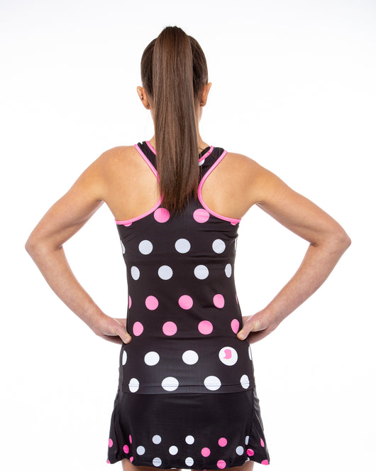 Polka Dot Active Tank