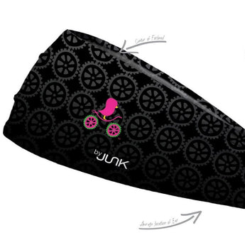 Cycling Chick's Headband by Junk
