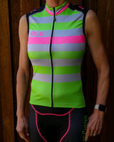 High Visibility Sleeveless Jersey