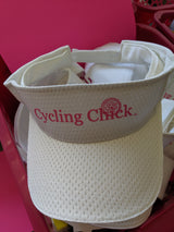 Cycling Chicks visor