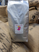 Coffee Chicks 5 lb bag of Premium Coffee ** Whole Beans Only **