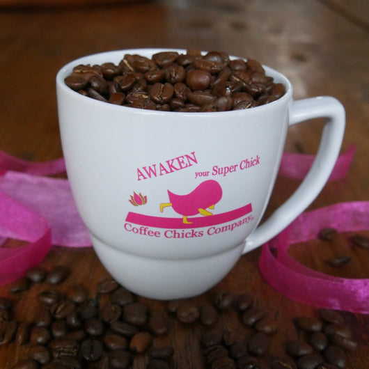 yoga chick coffee blend