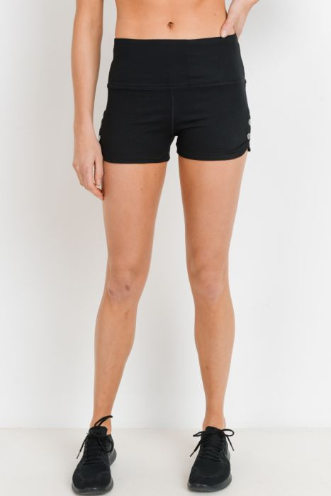 Active Chick Bootie Shorts