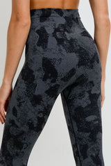 Seamless Compression Camo Leggings