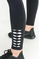 Origami Side Full Leggings