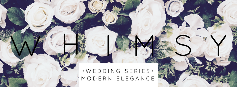Modern Elegance Wedding