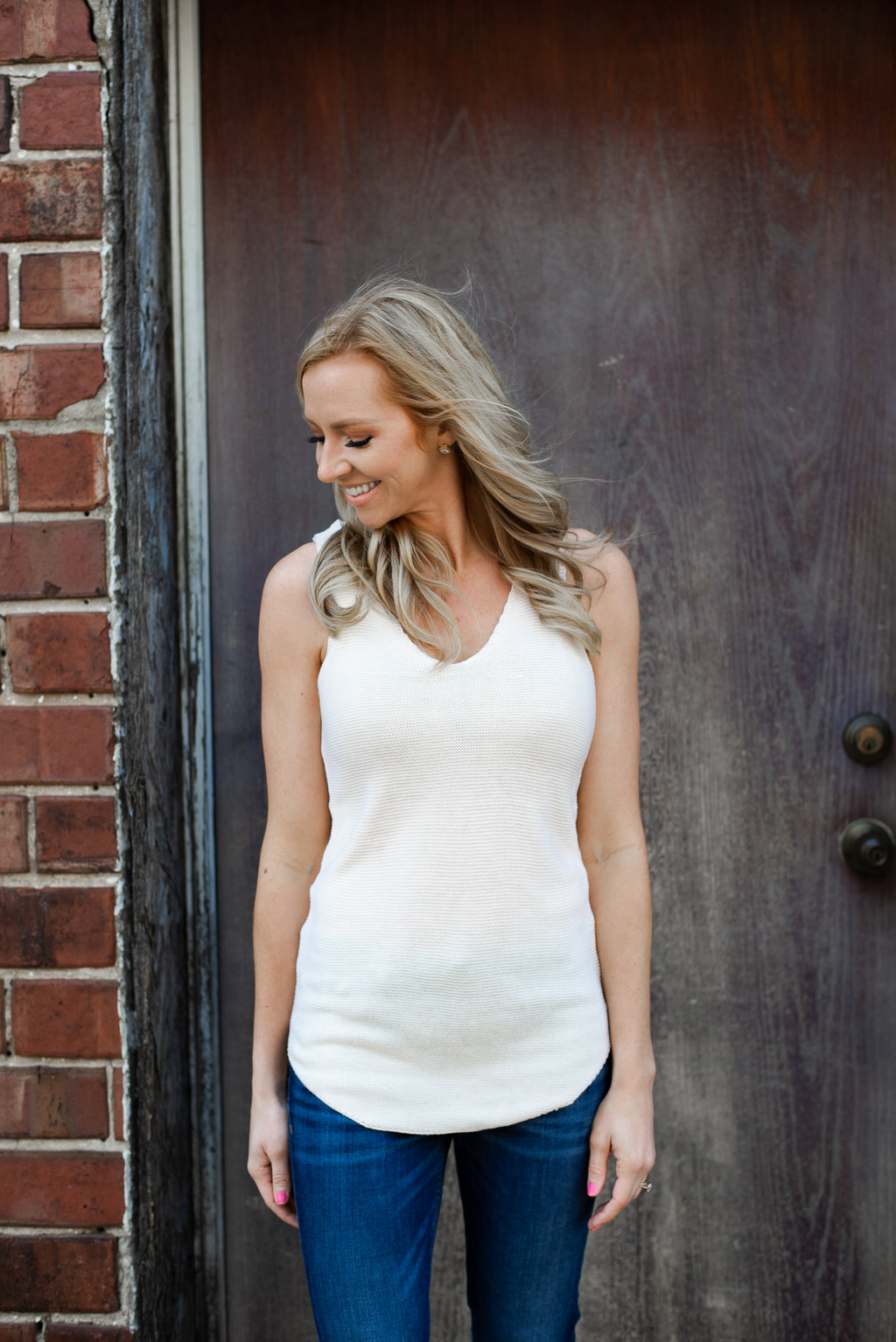 Ivy Knit Top {3 Colors}
