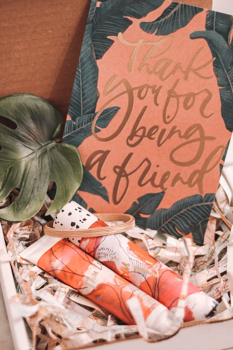 You Never Leaf My Mind Gift Box