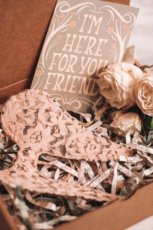 I'm Here For You Gift Box