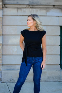 Natalie Top {2 Color Options}