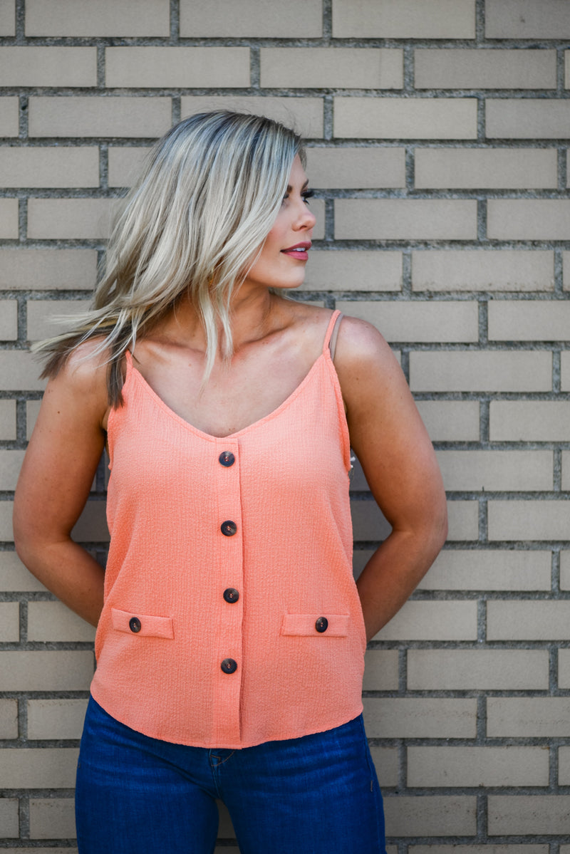 Palmer Tank Top {2 Color Options}