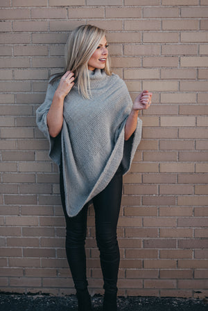 Mary Poncho {More Color Options}
