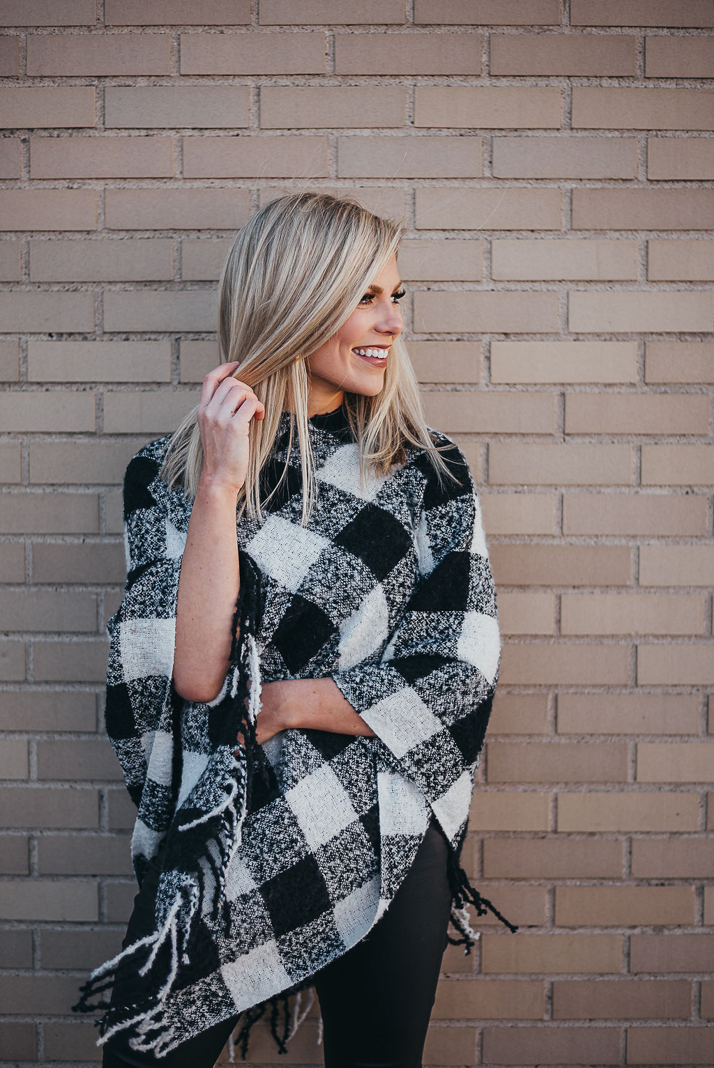 Holly Poncho {2 Color Options}