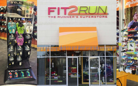 For the holidays Telic launched this month at FIT2RUN The Runner Superstore in Disney Springs and Tampa International Mall in Florida.