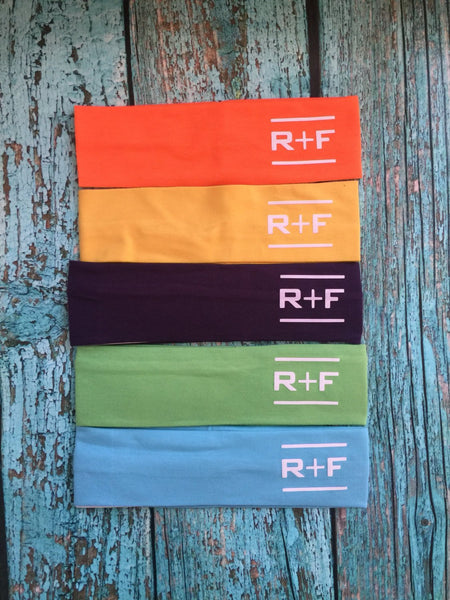 Rodan and Fields Cotton Headbands Stretch Elastic Yoga Headband Rodan Fields