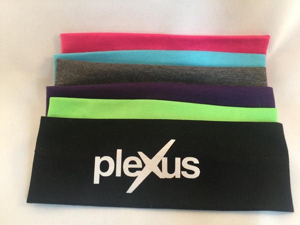 Plexus SLIM Cotton Headbands set of 12, Assorted Colors - Stretch Elastic Headbands  Teens Women Girls, plexus slim  Workout