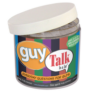 In a Jar: Guy Talk