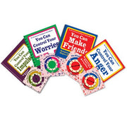 Emotional Intelligence Game Books, Set of Four