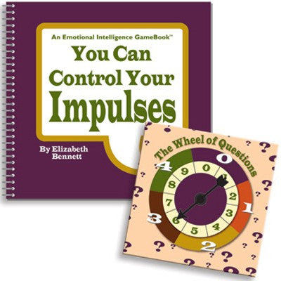 Emotional Intelligence Game Book You Can Control Your Impulses product image