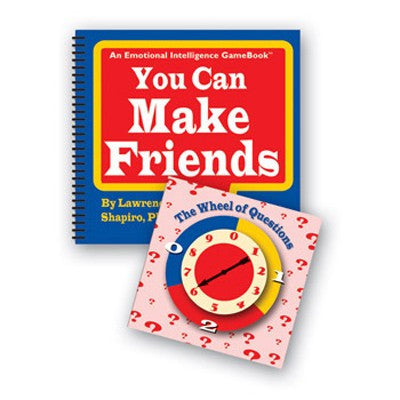 Emotional Intelligence Game Book, You Can Make Friends product image