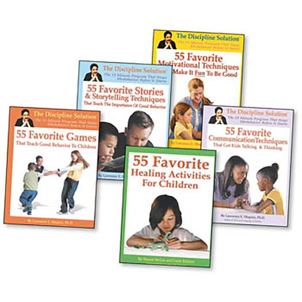 55 Favorite Activity Books 5 books