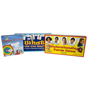 Social Skills Asperger's Games, Set of 3