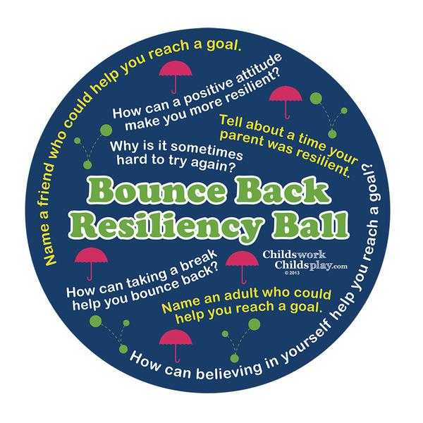 Bounce Back Resiliency Ball