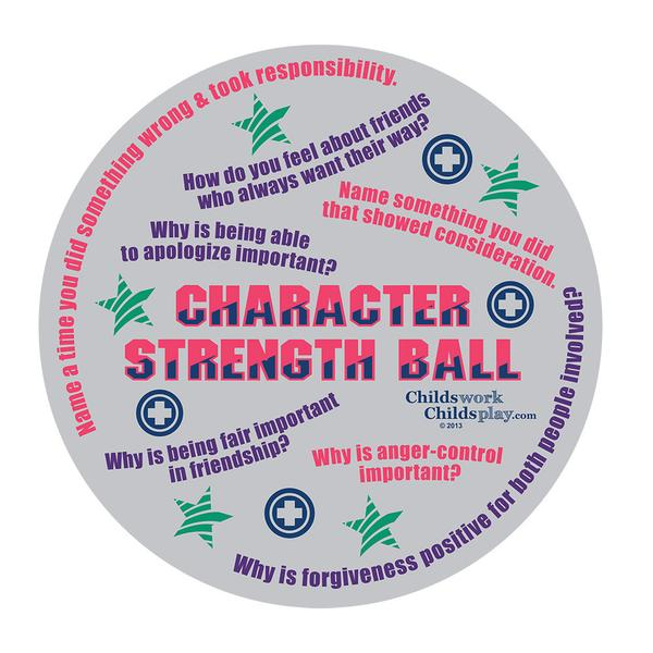 Character Strength Ball*