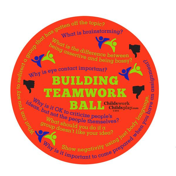 Building Teamwork Ball*