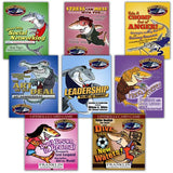 Smart Sharks Set of 8 Card Games