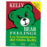 Kelly Bear Feelings Bilingual Book