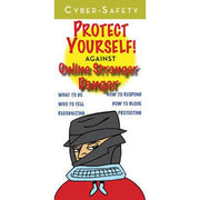 Cyber Safety: Protect Yourself! Online Stranger Danger Pamphlets 25-pack