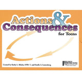 Actions and Consequences Card Game [teen version]