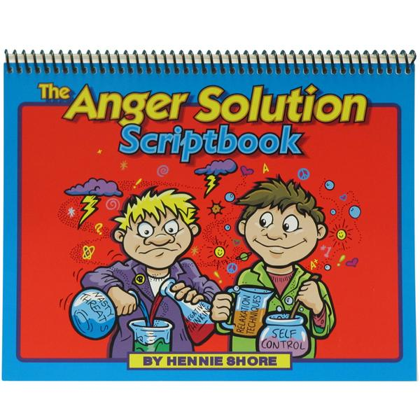 The Anger Solution Scriptbook