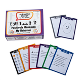 My Positive Change Go Fish Game: Positively Managing My Behavior