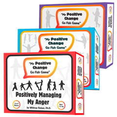 My Positive Change Go Fish Games Set of 3