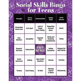 Social Skills Bingo Game for Teens