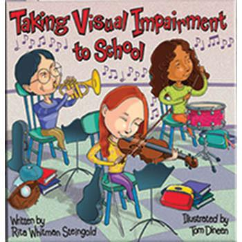 Taking Visual Impairment to School Book