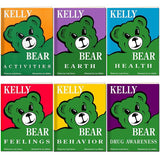 Kelly Bear Book Set