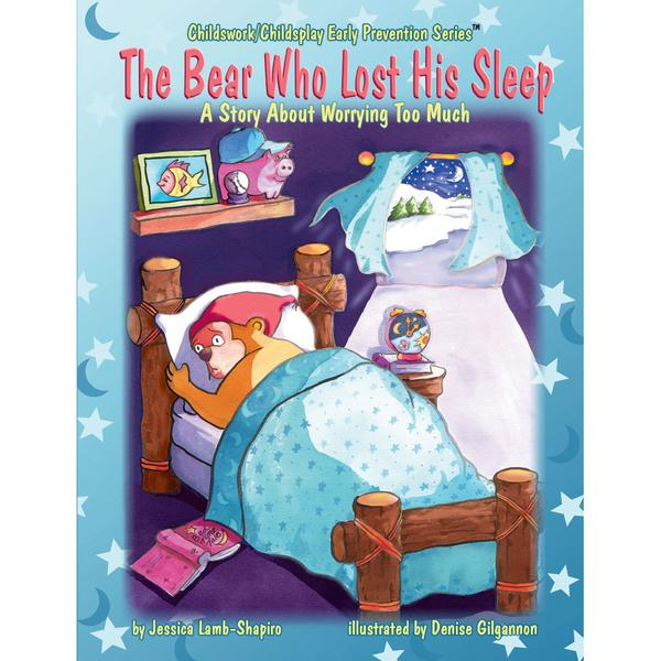 The Bear Who Lost His Sleep Book