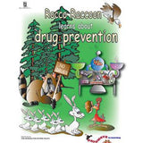 Pathways to Learning: Rocco Raccoon Learns About Drug Prevention Activity Book 25 Pack